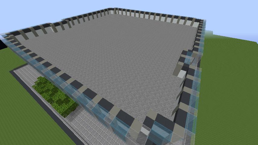 08c16d26687cd534303e220fe427e343 ビルをマイクラでかっこよく作る!デザイン、建築方法、全部お教えします。|マイクラ家図鑑