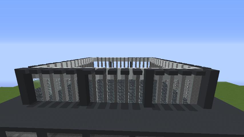 27c0770881e8852c26867f9be2a90688 ビルをマイクラでかっこよく作る!デザイン、建築方法、全部お教えします。|マイクラ家図鑑