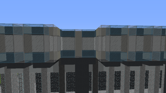 298b2b2d6ce15a4acdd2d93fb30baac2 ビルをマイクラでかっこよく作る!デザイン、建築方法、全部お教えします。|マイクラ家図鑑