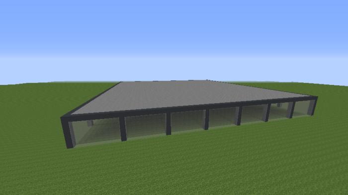 2d4cb7d849ceb07f75a21131d888e2fe ビルをマイクラでかっこよく作る!デザイン、建築方法、全部お教えします。|マイクラ家図鑑