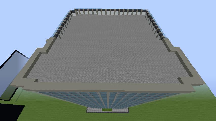 375f485f41a3dee930fbf4e1b3d77327 ビルをマイクラでかっこよく作る!デザイン、建築方法、全部お教えします。|マイクラ家図鑑