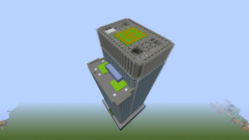 711fd9a5c5dd3e3fa5c1231d6b9886a9 ビルをマイクラでかっこよく作る!デザイン、建築方法、全部お教えします。|マイクラ家図鑑