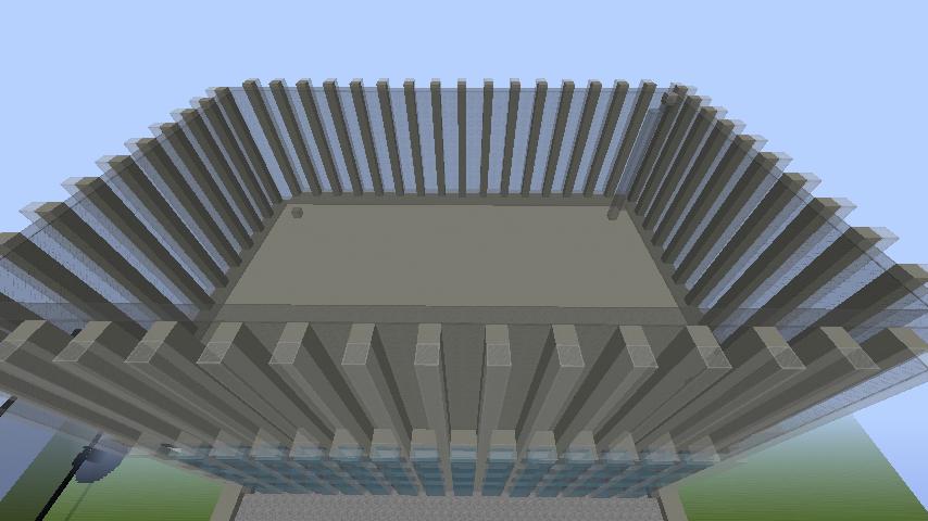 b1b505474bc6298d1a77a87340abbbf4 ビルをマイクラでかっこよく作る!デザイン、建築方法、全部お教えします。|マイクラ家図鑑