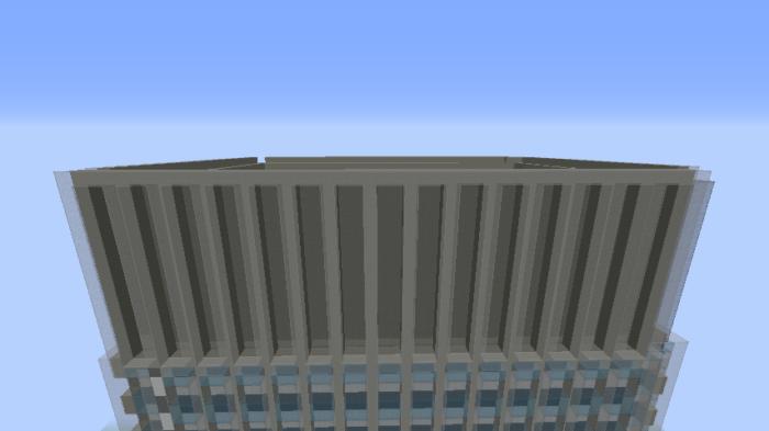 be1d86b04f16098345c1b4804ffbad3a ビルをマイクラでかっこよく作る!デザイン、建築方法、全部お教えします。|マイクラ家図鑑