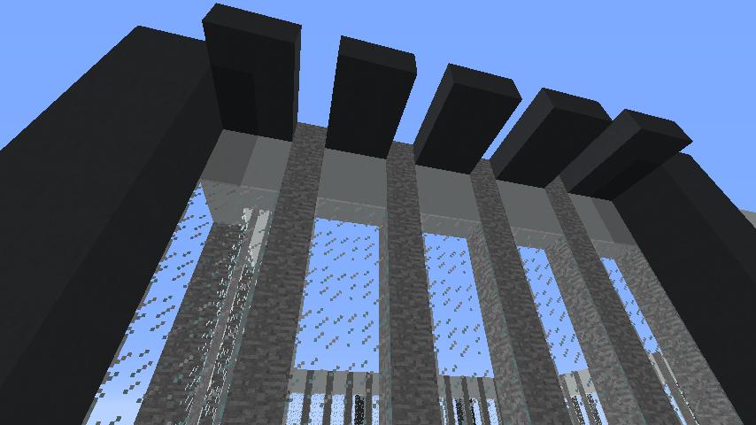 e2e3850e8ca00f551e464b3b76bdcc2d ビルをマイクラでかっこよく作る!デザイン、建築方法、全部お教えします。|マイクラ家図鑑