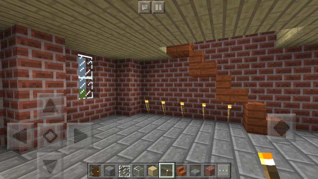 minecraft-brick-house-mcbenri-0016-1024x576 すぐに作れる! かっこいい レンガ建築