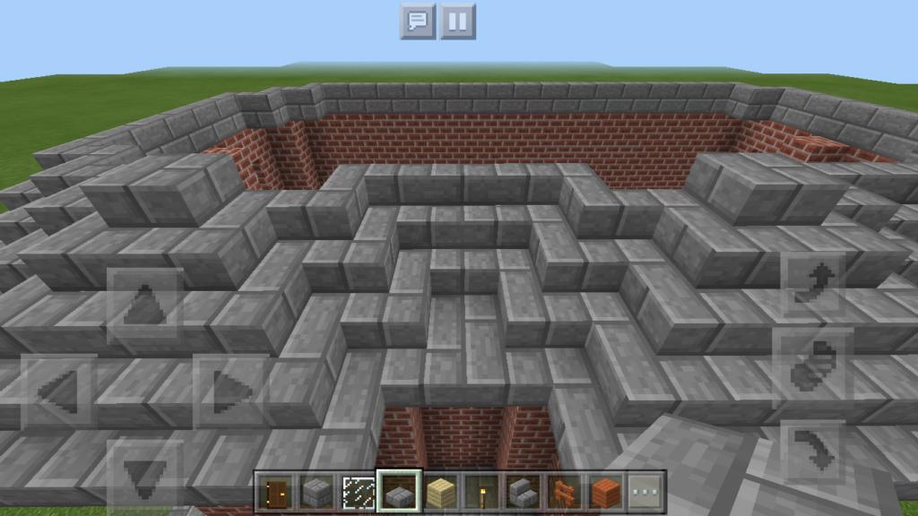 minecraft-brick-house-mcbenri-0026-1024x576 すぐに作れる! かっこいい レンガ建築