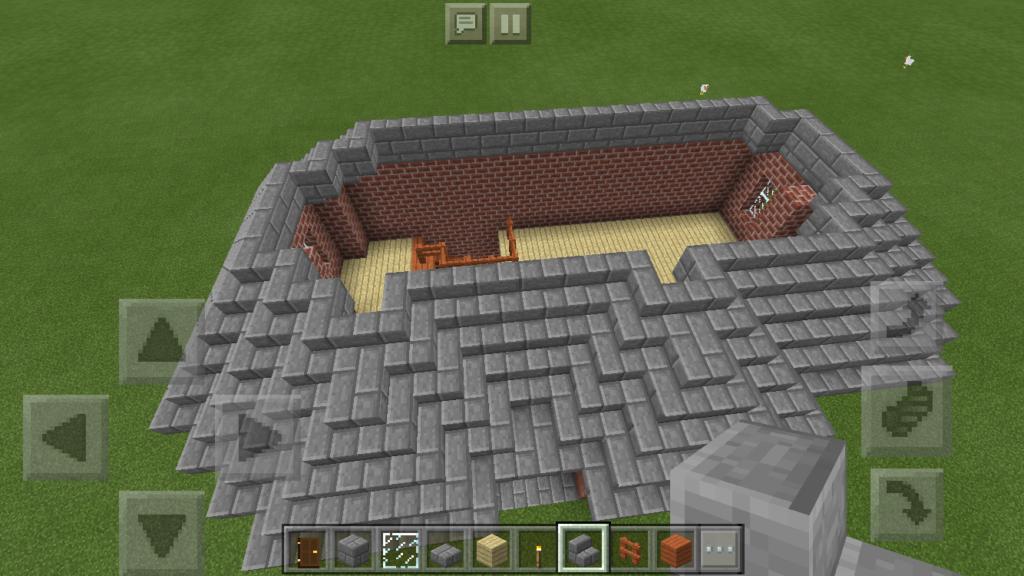 minecraft-brick-house-mcbenri-0028-1024x576 すぐに作れる! かっこいい レンガ建築