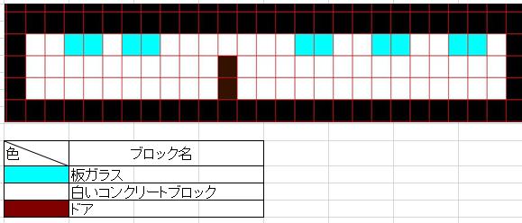 58b2792eb330c719161d6d0dc2cd373b ー コンクリートブロック を使って、 豆腐建築 をオシャレにー | マイクラ家図鑑