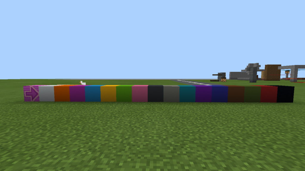 minecraft-pe-apdate-1.1-concrete_03-1024x576 【新アプデ】 建築には必須 ブロック コンクリート 、 彩釉ブロック を解説してみる。【MCPE1.1】