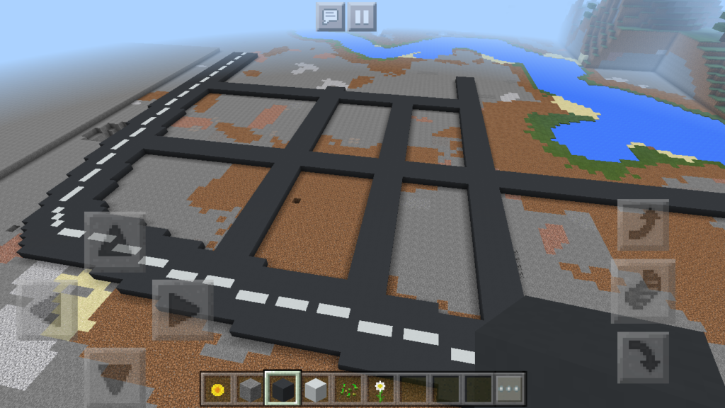 46de142b2ad98e75339ed56d0288e2a5-1024x576 3ステップで誰でも簡単に 都市 が作れてしまう!?大規模建設講座- 道路 編 -
