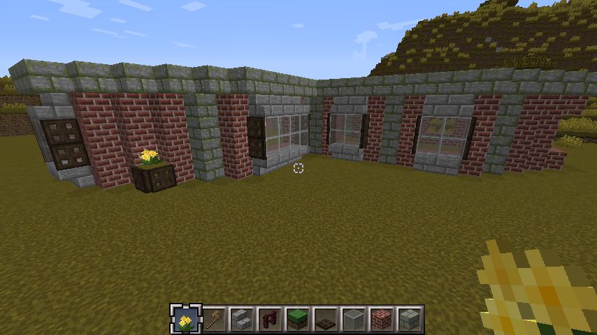 0a4352e102c992a51183c979e7332a4e おしゃれな レンガ建築 の作り方、お教えします!