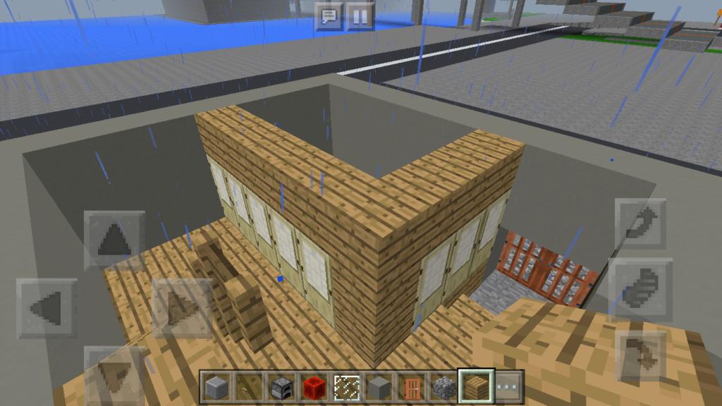 192a02ad25c96b17d185b584f66b7d66-1024x576 建築初心者でも簡単にリアルな 庭 付き一軒家が作れる! コンクリート建築講座
