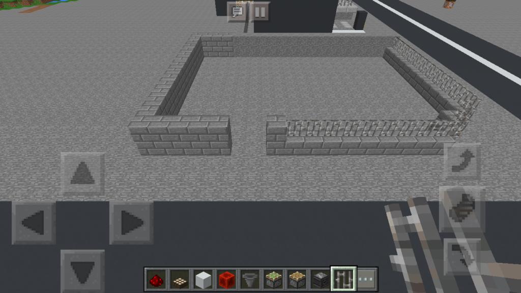 1cb749c88b7fbb0fa5bd5dc0ffd0092c-1024x576 建築初心者でも簡単にリアルな 庭 付き一軒家が作れる! コンクリート建築講座