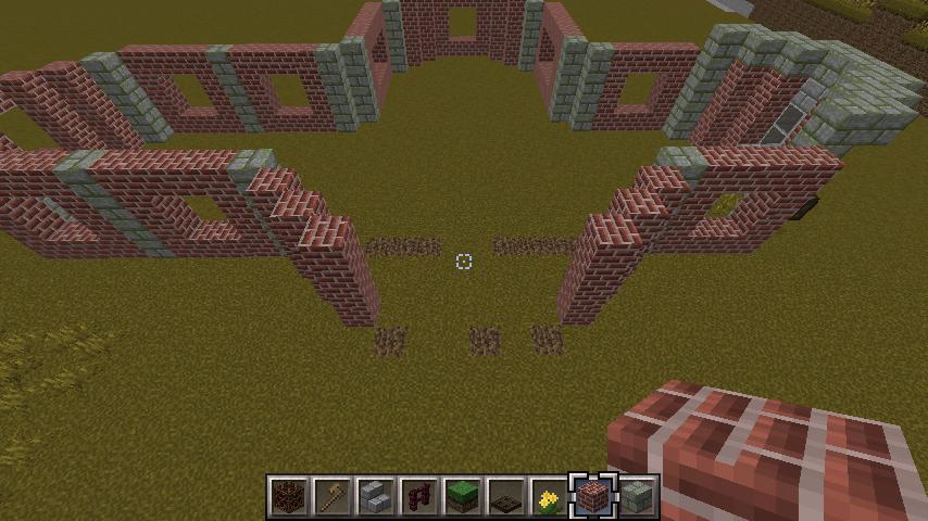265e31b0f678ee628c1402e19afbd2a6 おしゃれな レンガ建築 の作り方、お教えします!