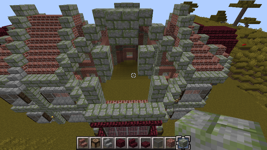 33e57a1ab67078215bcf2579bcf8e965 おしゃれな レンガ建築 の作り方、お教えします!