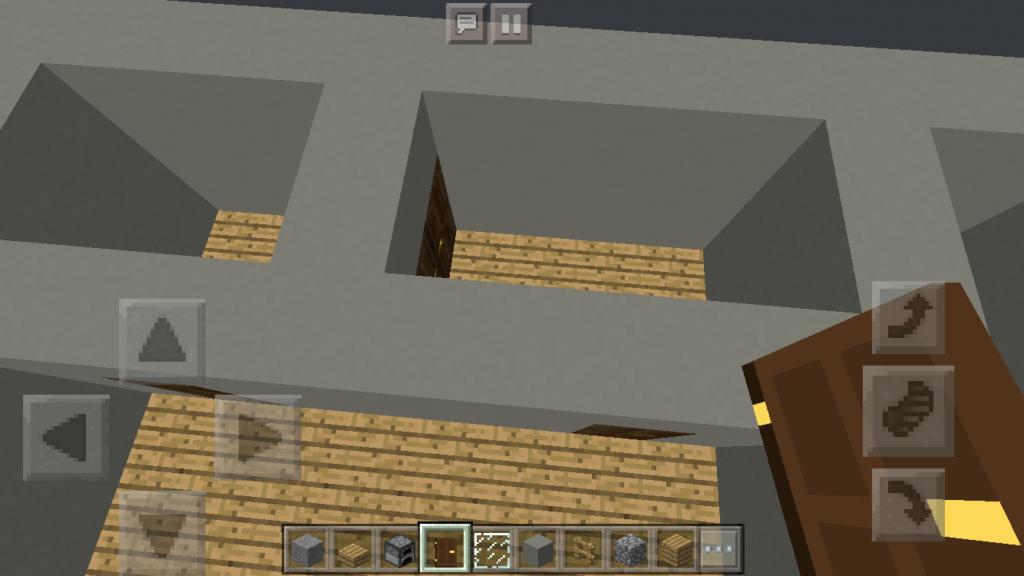 46c5b90b554c5b4877e1d5cb2b957c0b-1024x576 建築初心者でも簡単にリアルな 庭 付き一軒家が作れる! コンクリート建築講座