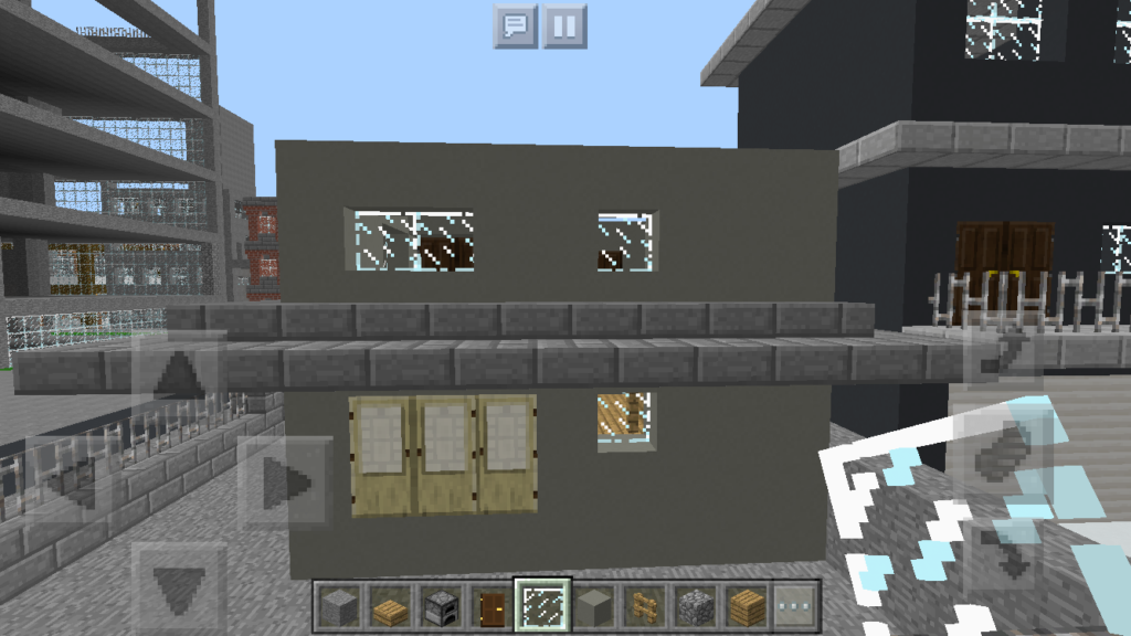 54991bba24b0469fcc7099ee534b9bac-1024x576 建築初心者でも簡単にリアルな 庭 付き一軒家が作れる! コンクリート建築講座