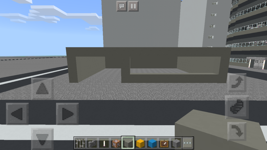 590ee09558c20109aaecd5d6725ebf38-1024x576 建築初心者がコマンドを使って オフィスビル を10分で作る方法