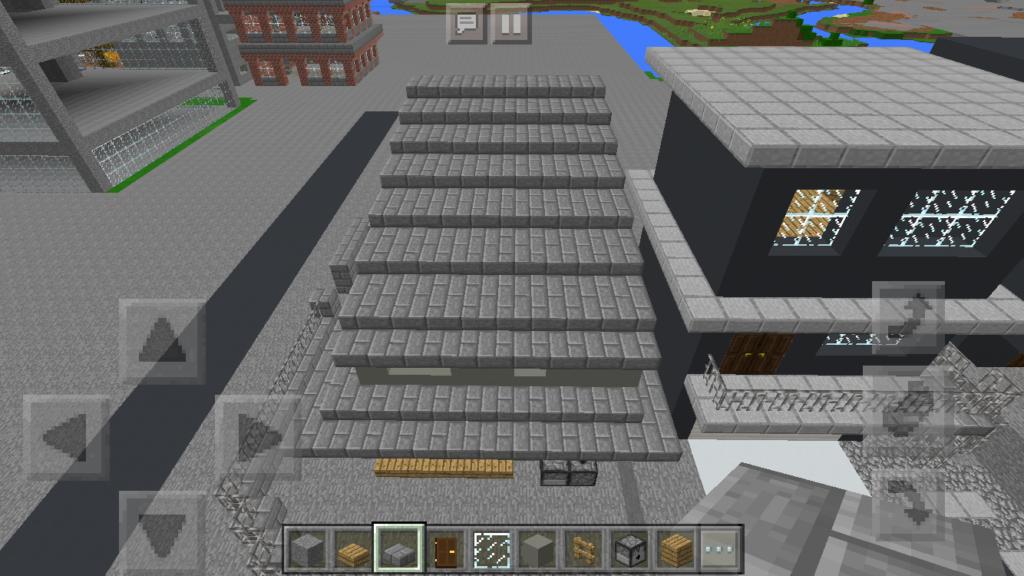 5a9ada8df7c3bc5779b1575faba6b7e2-1024x576 建築初心者でも簡単にリアルな 庭 付き一軒家が作れる! コンクリート建築講座