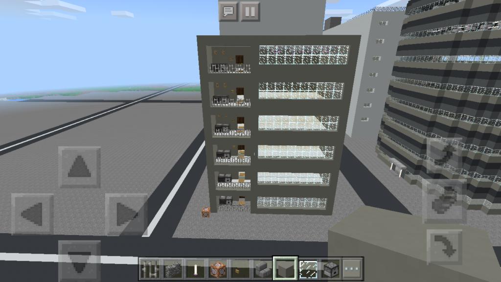 788e56cbf5cb1903ecda2b5a108c5750-1024x576 建築初心者がコマンドを使って オフィスビル を10分で作る方法