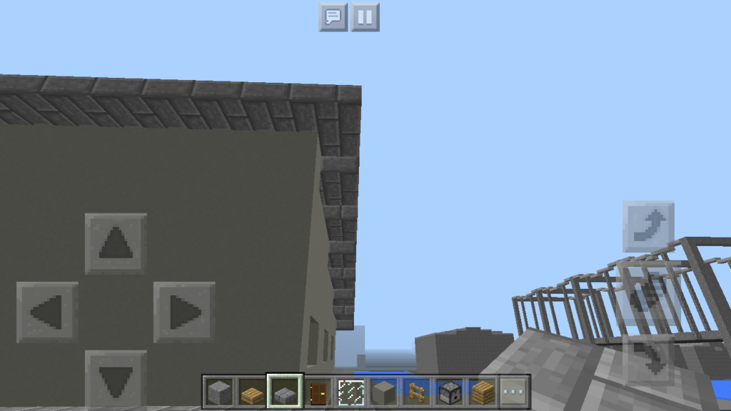 8322d495ba23ed8daa3cf5bd71c61cf0-1024x576 建築初心者でも簡単にリアルな 庭 付き一軒家が作れる! コンクリート建築講座