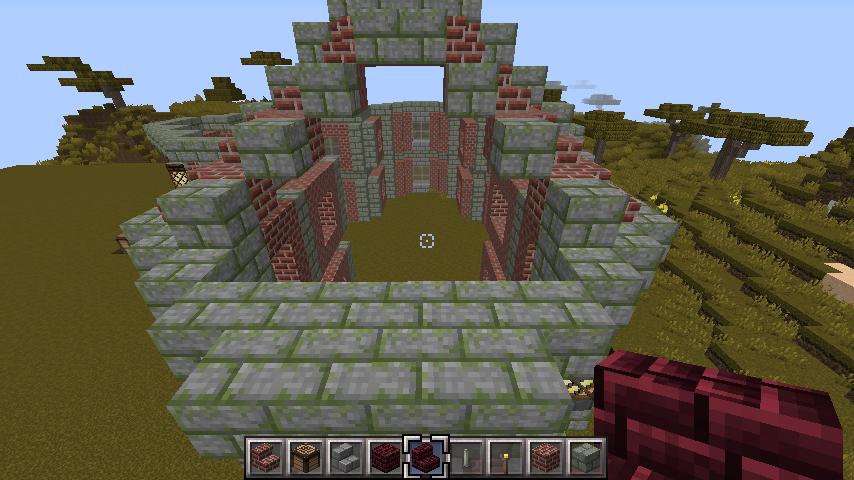 88193c7fe2f369cdf53c0b5621aa3082 おしゃれな レンガ建築 の作り方、お教えします!