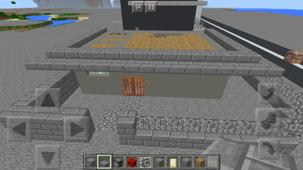9afd047754b18921b25089745b5234dc-1024x576 建築初心者でも簡単にリアルな 庭 付き一軒家が作れる! コンクリート建築講座