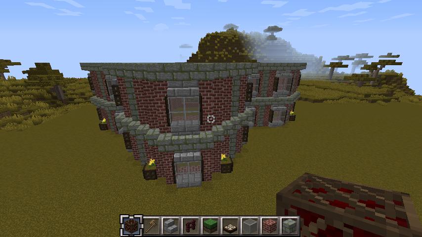 d0ac6436d3b31984778d87ed47b04f64 おしゃれな レンガ建築 の作り方、お教えします!