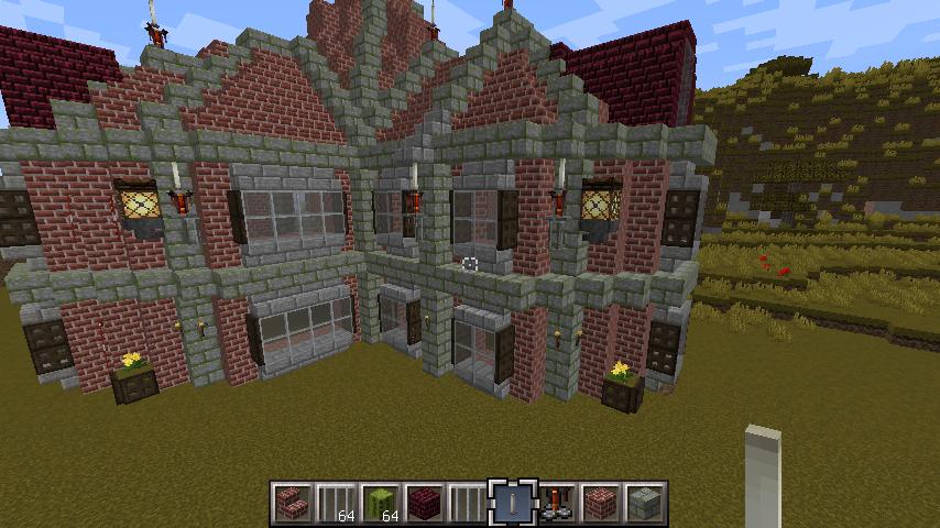 d0e50dab262de03e4722e2d8701c3d42 おしゃれな レンガ建築 の作り方、お教えします!