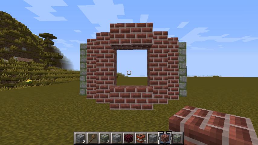 d10884bebcf8322b0eab86e3ed70a9d6 おしゃれな レンガ建築 の作り方、お教えします!