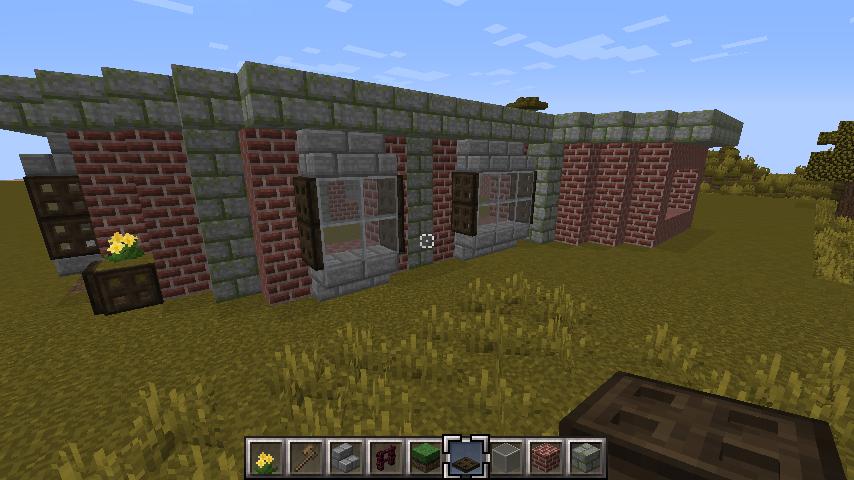 d40192a24a049020f14fe3dbabeebe35 おしゃれな レンガ建築 の作り方、お教えします!