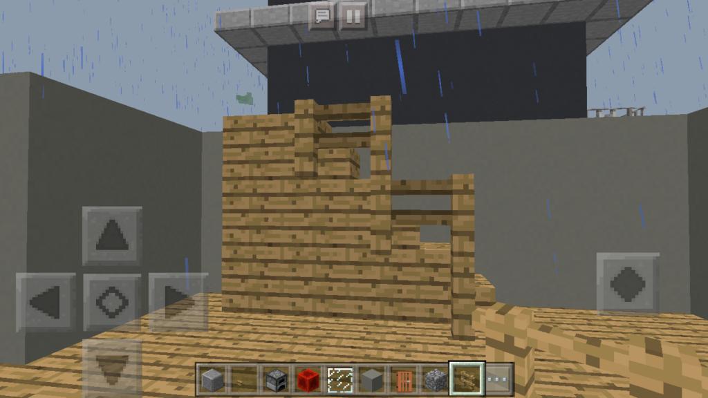f061c22c861ee2504db2f84d117632ee-1024x576 建築初心者でも簡単にリアルな 庭 付き一軒家が作れる! コンクリート建築講座
