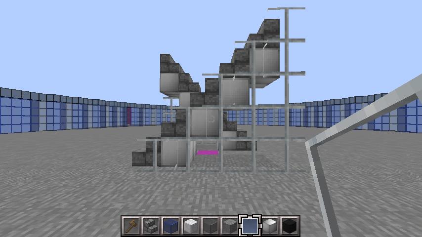 5fa9b050e8431b77c87af16db5048da8 建築勢必見!巨大建築を自力で作る方法を紹介します!- 百貨店の内装 編-