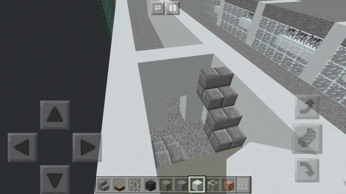 minecraft-building_09 都市再現に最適!都会でよく見る オフィスビル の作り方を紹介します。