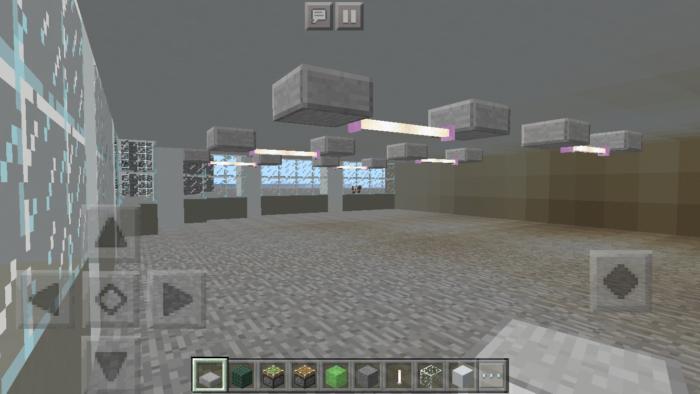 minecraft-quarter-circle-building_04 四半円のビル の作り方を紹介します。ビル建築講座