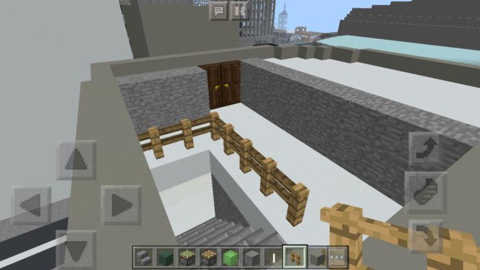 minecraft-quarter-circle-building_10 四半円のビル の作り方を紹介します。ビル建築講座