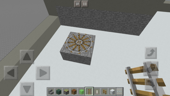 minecraft-quarter-circle-building_12 四半円のビル の作り方を紹介します。ビル建築講座