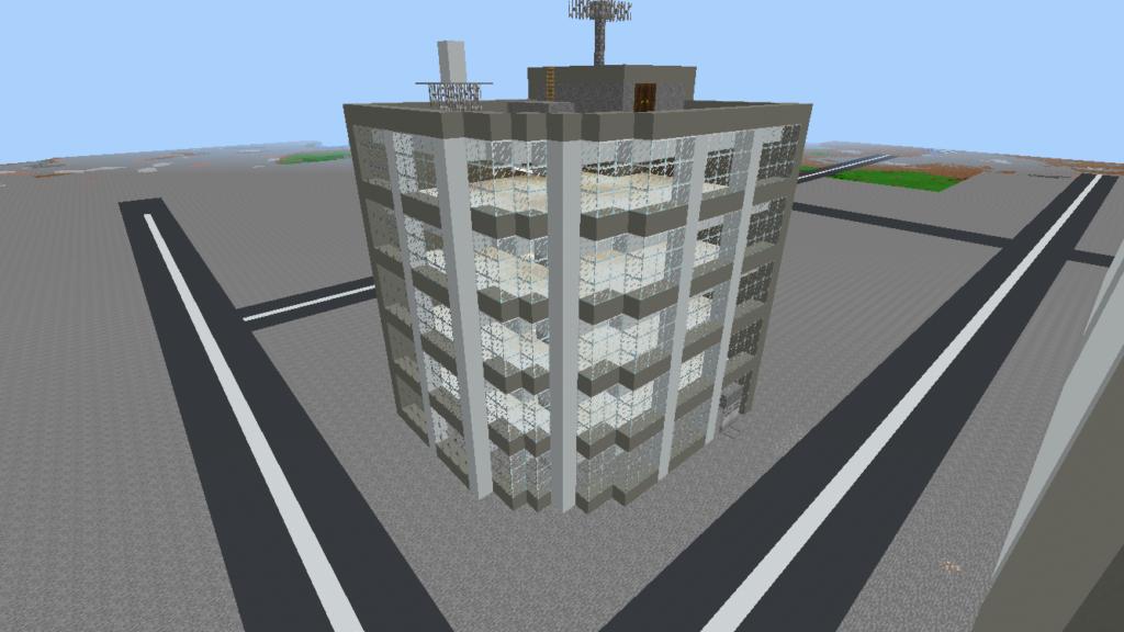minecraft-quarter-circle-building_21-1024x576 四半円のビル の作り方を紹介します。ビル建築講座