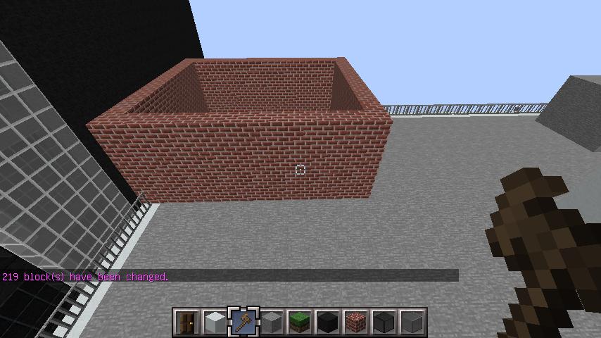 minecraft-rooftop_03 屋上 設備を整えれば、ビルはもっとリアルになる!外装講座 【 マイクラ 】