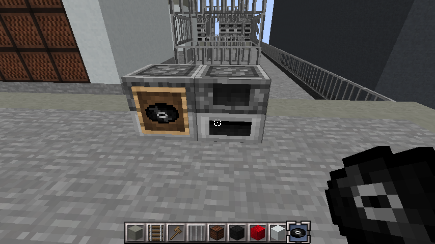 minecraft-rooftop_11 屋上 設備を整えれば、ビルはもっとリアルになる!外装講座 【 マイクラ 】