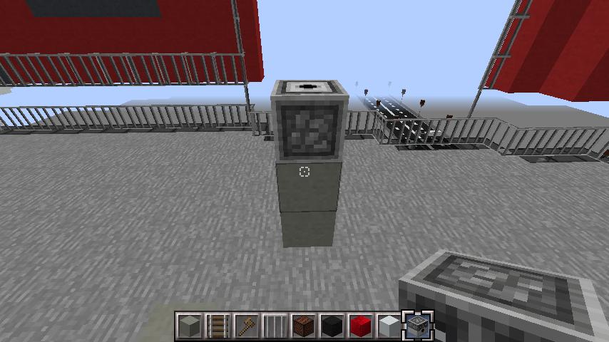 minecraft-rooftop_13 屋上 設備を整えれば、ビルはもっとリアルになる!外装講座 【 マイクラ 】