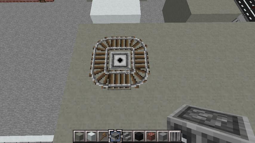 minecraft-rooftop_26 屋上 設備を整えれば、ビルはもっとリアルになる!外装講座 【 マイクラ 】
