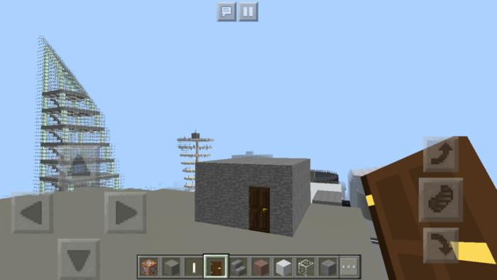 minecraft-shopping-mall_19 ショッピングモール は都市づくりに必須!ビルと駐車場の作り方教えます。【 マイクラ 】