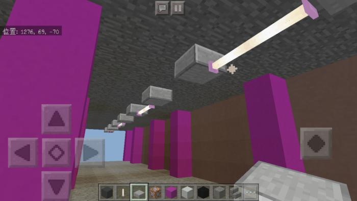 minecraft-shopping-mall_27 ショッピングモール は都市づくりに必須!ビルと駐車場の作り方教えます。【 マイクラ 】
