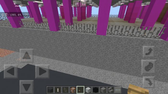 minecraft-shopping-mall_28 ショッピングモール は都市づくりに必須!ビルと駐車場の作り方教えます。【 マイクラ 】