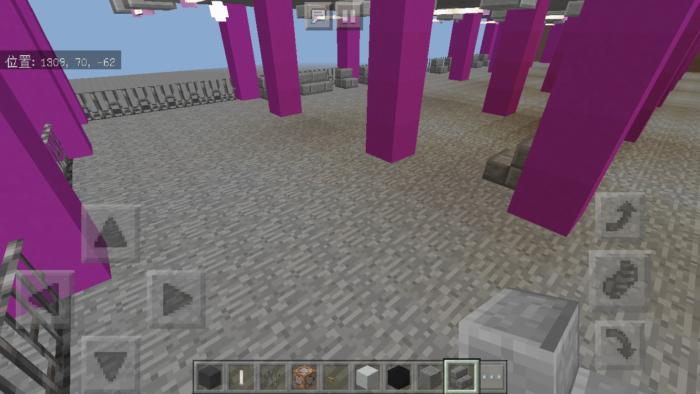 minecraft-shopping-mall_30 ショッピングモール は都市づくりに必須!ビルと駐車場の作り方教えます。【 マイクラ 】