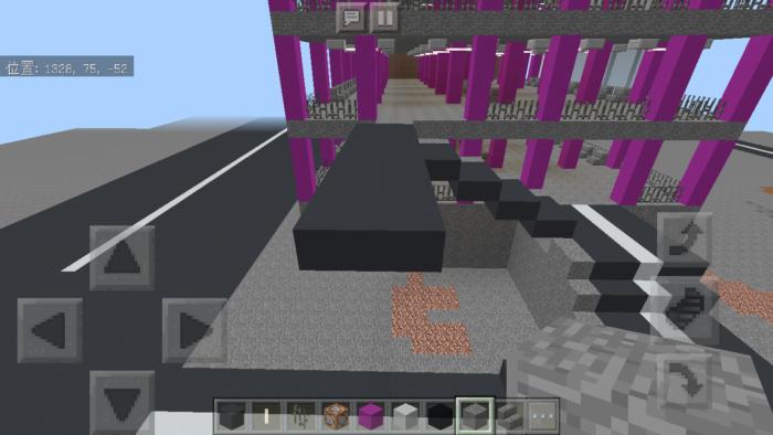 minecraft-shopping-mall_35 ショッピングモール は都市づくりに必須!ビルと駐車場の作り方教えます。【 マイクラ 】