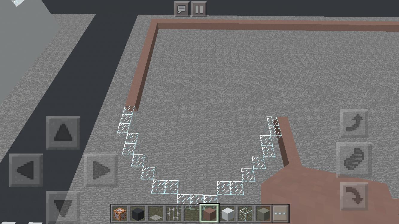 minecraft-shopping-mall_4 ショッピングモール は都市づくりに必須!ビルと駐車場の作り方教えます。【 マイクラ 】
