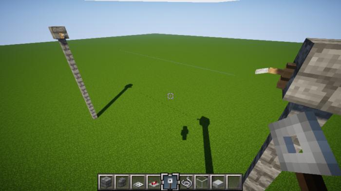 minecraft-utility-pole_03 電柱 を作るとリアリティが増す!?電柱の作り方公開中!【マイクラ】